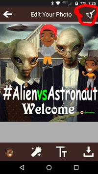 African American Emojis App