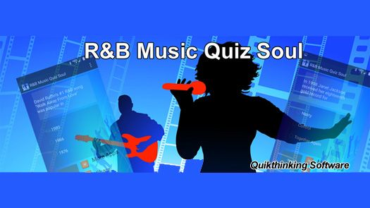R&B Music Quiz Soul Trivia App