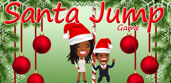 Santa Jump Game App for Android